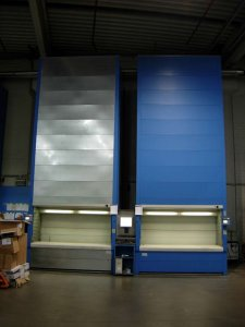 Shuttle Industriever Rotomat Leanlift